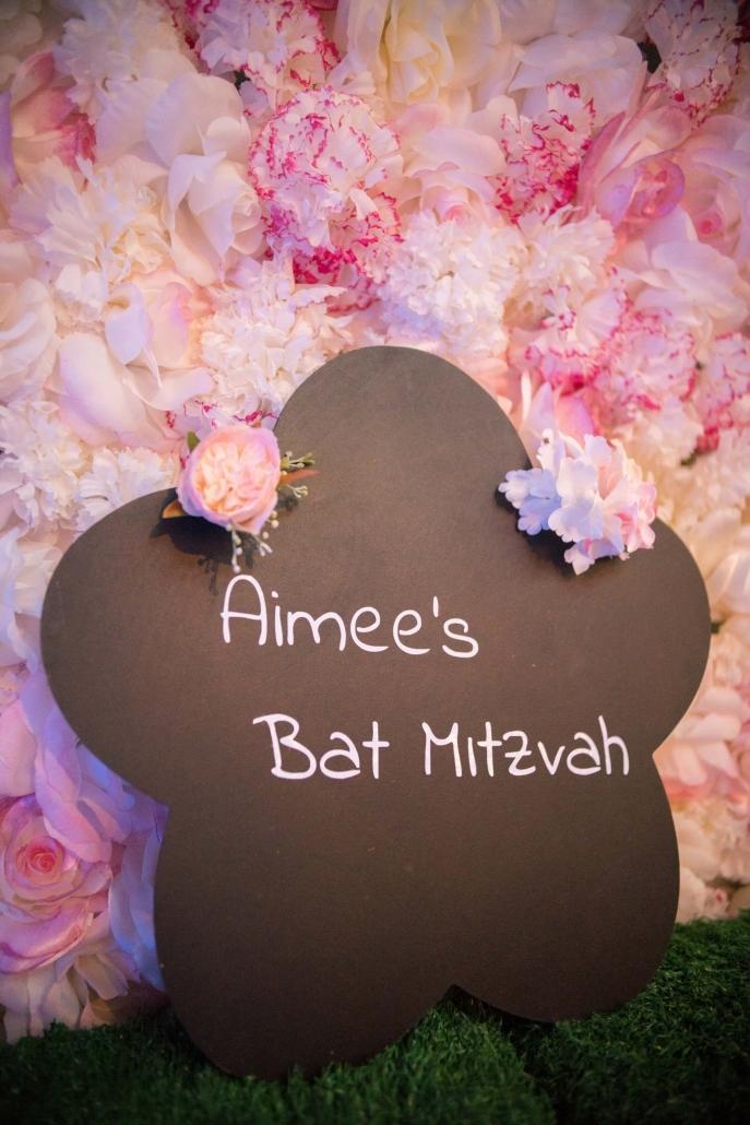 Aimee Bat mitzvah partija Alíz csodaországban témában