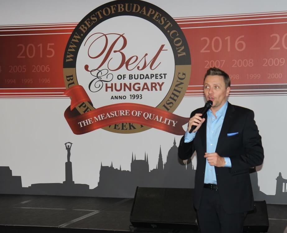 Best of Budapest Gála