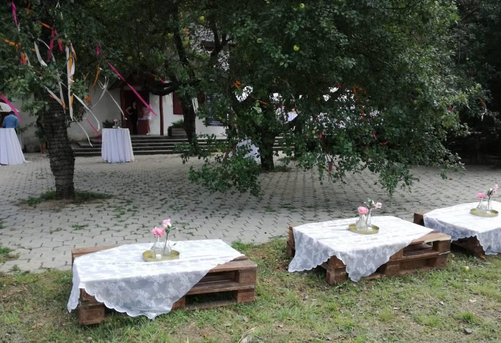 Bohém esküvő - Barbi & Danny