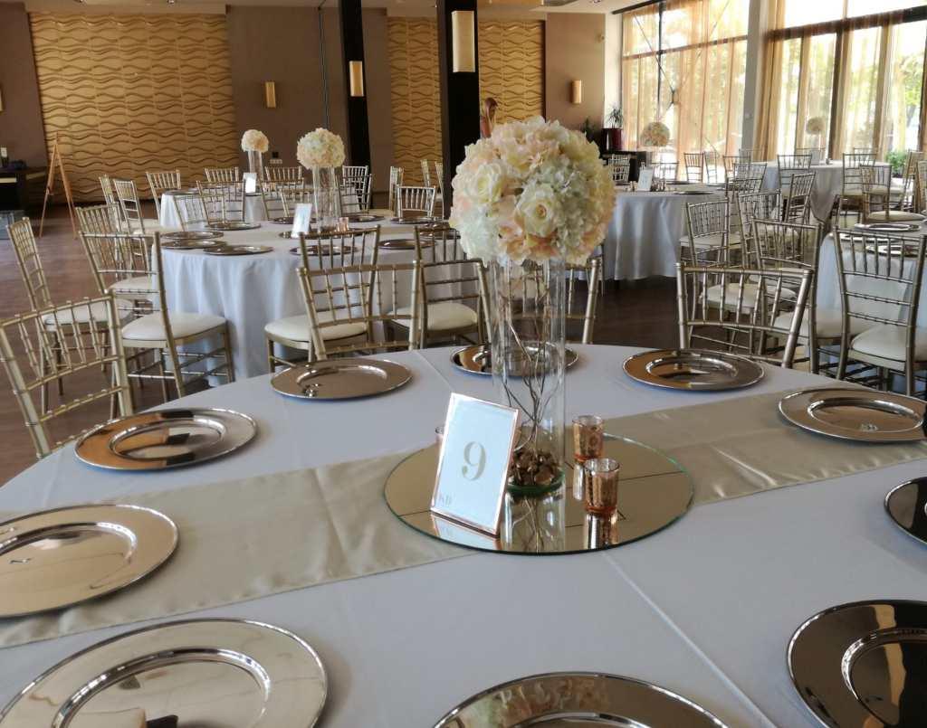 Rose Gold esküvő