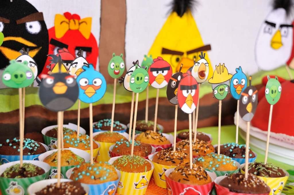 Angry Birds szülinap