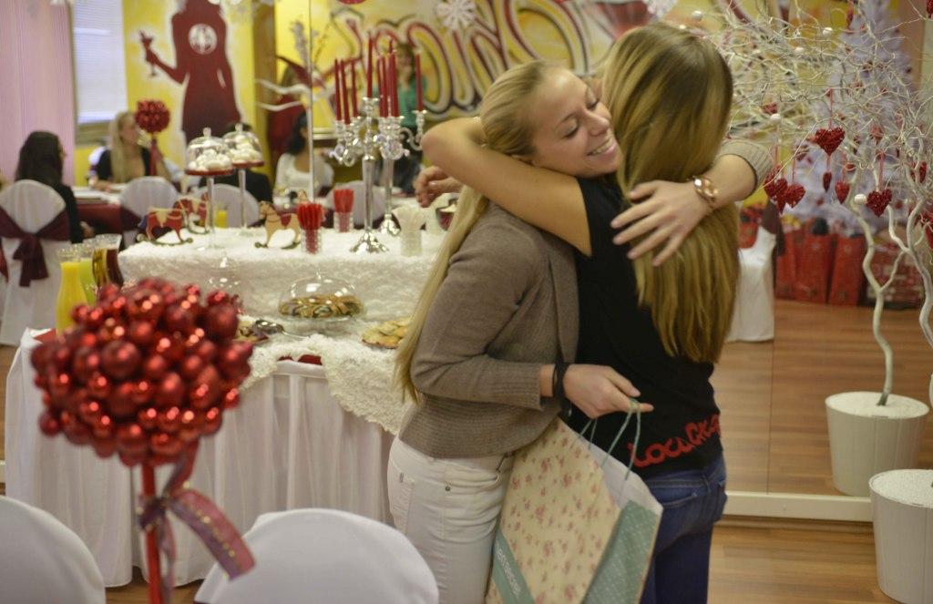 Karácsonyi parti a Loca Chicasnak