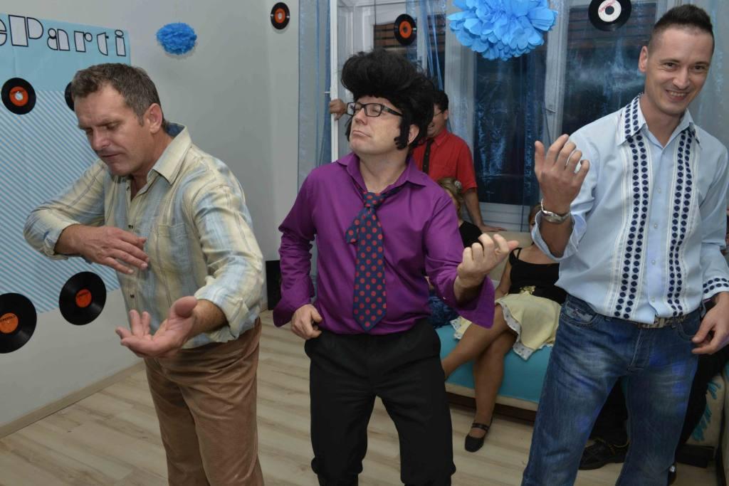 I love 60's házavató party