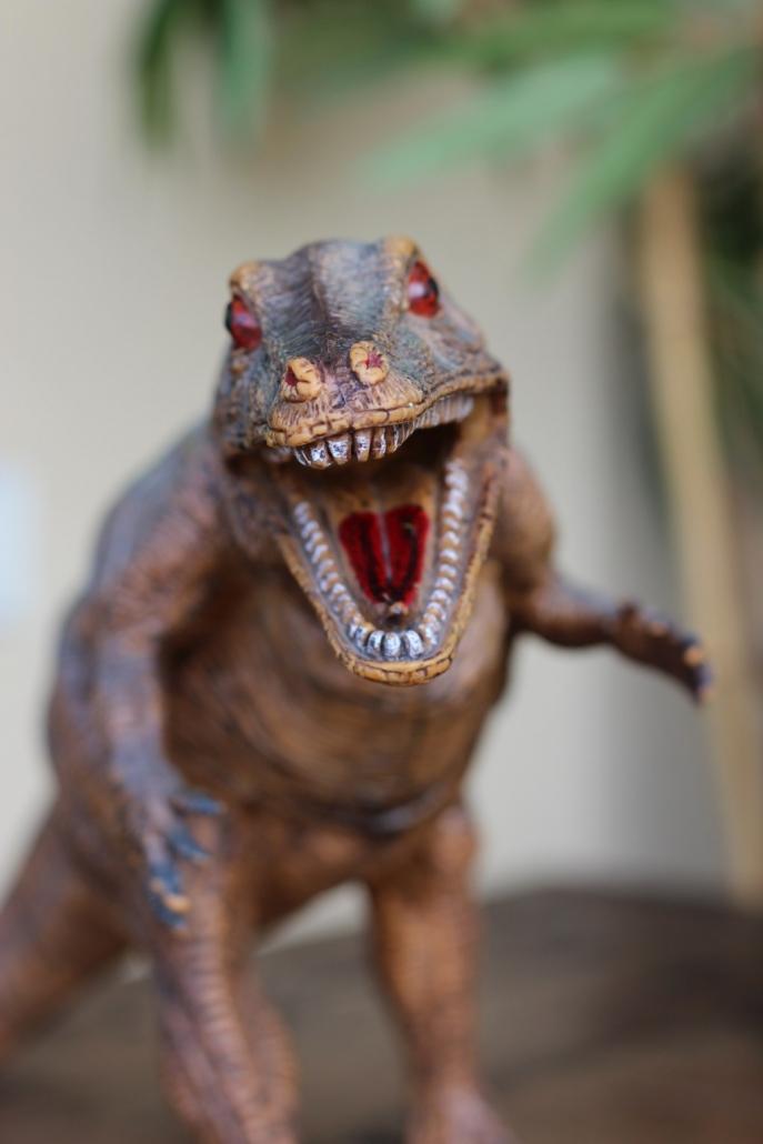 Jurassic park – dínó parti
